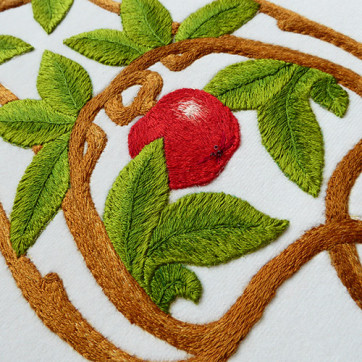 Apple Tree fire screen