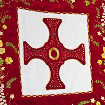 St Cuthbert's Banner
